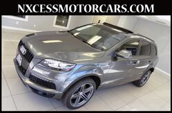 2015 Audi Q7 3.0T S line Prestige SUPERCHARGED 1-OWNER LOW MILES. Houston TX