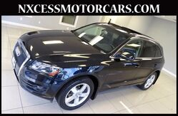 2012 Audi Q5 2.0T Premium Plus PANO NAVIGATION OLUFSEN AUDIO. Houston TX