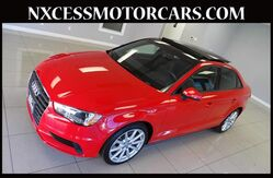 2016 Audi A3 1.8T Premium AUTO PANO-ROOF BACK-UP CAMERA 1-OWNER. Houston TX