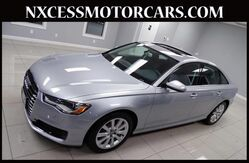 2016 Audi A6 2.0T Premium HEATED SEATS 1-OWNER. Houston TX