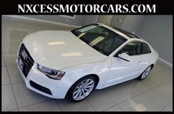 2015 Audi A5 Premium Plus SPORT-LINE OLUFSEN AUDIO 1-OWNER. Houston TX