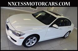 2015 BMW 3 Series 320i xDrive CLEAN CARFAX FACTORY WARRANTY. Houston TX