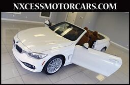 BMW 4 Series 428i PREMIUM/TECH PKG 1-OWNER. 2014