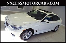 BMW 3 Series Gran Turismo 335i xDrive PANO-ROOF M-PERFORMANCE 1-OWNER. 2014