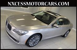 2011 BMW 7 Series 750i PREMIUM PKG 4-ZONE A/C 1-OWNER. Houston TX