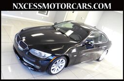 BMW 3 Series 328i COUPE AUTOMATIC CLEAN CARFAX 1-OWNER. 2013