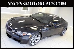 2007 BMW 6 Series M6 SPORT COUPE CARBON FIBER PKG CLEAN CARFAX. Houston TX