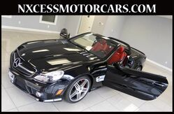 2012 Mercedes-Benz SL-Class SL63 AMG KEYLESS GO PANORAMA LOADED CLEAN CARFAX. Houston TX