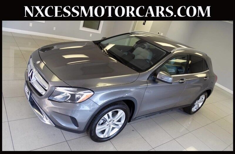Mercedes gla 2016 mountain gray autos post for Mercedes benz of westmont inventory