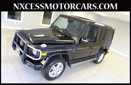 Mercedes-Benz G-Class G550 PREMIUM/WINTER PKG CLEAN CARFAX. 2009