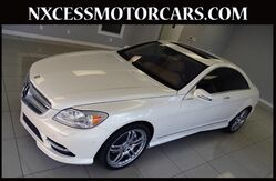 2013 Mercedes-Benz CL-Class CL550 SPORT/PREMIUM 2 PKG MSRP $130K. Houston TX