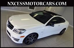 Mercedes-Benz C-Class C250 AUTO PANO-ROOF LOW MILES 1-OWNER. 2014