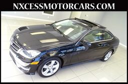 Mercedes-Benz C-Class C 250 PANO-ROOF MULTIMEDIA PKG 1-OWNER. 2014