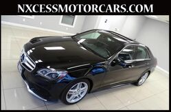 2014 Mercedes-Benz E-Class E350 SPORT SEDAN 1-OWNER WARRANTY. Houston TX