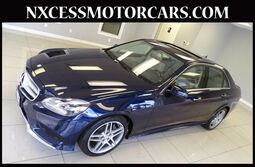 Mercedes-Benz E-Class E 350 SPORT SEDAN PREMIUM PKG 1-OWNER. 2014