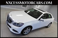 2014 Mercedes-Benz E-Class E350 LUXURY SEDAN PREMIUM PKG 1-OWNER. Houston TX