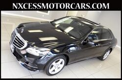 2014 Mercedes-Benz E-Class E350 MSRP $61505 PKG 1-OWNER. Houston TX