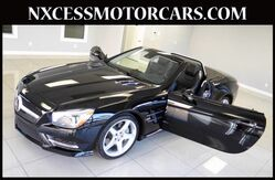 2015 Mercedes-Benz SL-Class SL400 SPORT PANO DISTRONIC. Houston TX