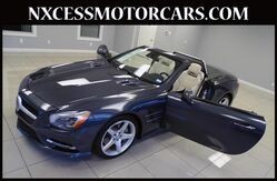 2015 Mercedes-Benz SL-Class SL400 PANO ROOF 1-OWNER JUST 9.9K MILES. Houston TX