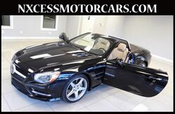 2013 Mercedes-Benz SL-Class SL550 LAUNCH EDITION PKG 1-OWNER. Houston TX
