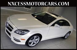 2014 Mercedes-Benz CLS-Class Blind Spot Assist , Lane Keep Assist Houston TX