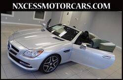2014 Mercedes-Benz SLK-Class SLK350 SPORT PKG 1-OWNER. Houston TX