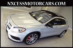 2015 Mercedes-Benz GLA-Class GLA 45 AMG PANO ROOF NAVIGATION 1-OWNER. Houston TX