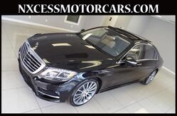 2015 Mercedes-Benz S-Class S550 PRM/SPORT/WARMTH/COMFRT PKG MSRPT $115K. Houston TX