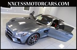 2016 Mercedes-Benz AMG GTS EDITION 1 BURMESTER AUDIO JUST 6.8K MILES. Houston TX