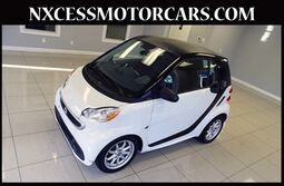 smart fortwo electric drive Passion AUTOMATIC 1-OWNER. 2015