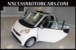 2013 Smart fortwo Passion CONVERTIBLE 1-OWNER. Houston TX