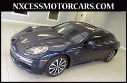 Porsche Panamera FRONT/REAR HEATED SEATS JUST 15K MILES. 2016