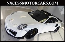 2015 Porsche 911 Turbo S PDK FULLY LOADED MSRP $197640!!. Houston TX