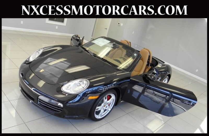 Vehicle details - 2008 Porsche Boxster at NXCESS Motorcars Houston - NXCESS Motorcars