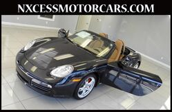 2008 Porsche Boxster S 1 OWNER 6-SPEED BOSE SOUND Houston TX