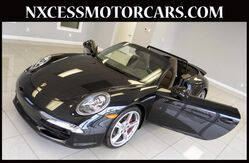 2013 Porsche 911 S PDK NAVIGATION VENTILATED SEATS 1-OWNER!!! Houston TX