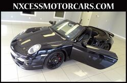 2008 Porsche 911 Turbo COUPE POWER SEATS CARBON FIBER TRIM CLEAN CARFAX. Houston TX