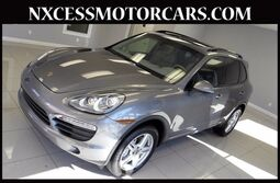 Porsche Cayenne S NAVIGATION REAR CAM VENTILATED SEATS 1-OWNER!!! 2014