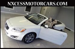 2013 Volvo C70 T5 Premier Plus w/Inscription Pkg 1-Owner. Houston TX