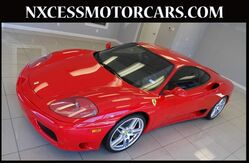 2003 Ferrari 360 COUPE JUST 12K MILES CLEAN CARFAX. Houston TX