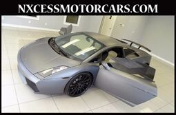 Lamborghini Gallardo 520HP CLEAN CARFAX JUST 23K MILES. 2008