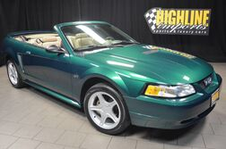 Ford Mustang GT Convertible 5-Speed 2000