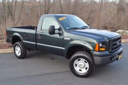 Ford Super Duty F-350 SRW XL Long Bed 2006