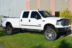 Ford Super Duty F-350 Lariat Diesel 2005