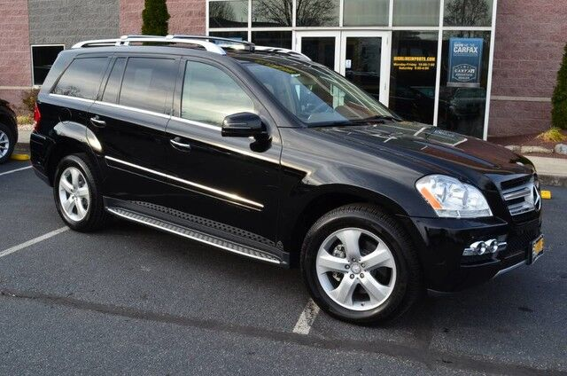 2011 mercedes benz gl class gl450 4matic easton pa 16300090 for 2011 mercedes benz gl class gl450