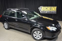 Subaru Outback 5-Speed 2008