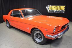 Ford Mustang 289ci Coupe 1965