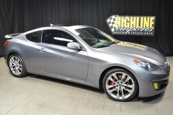 Hyundai Genesis Coupe Track 6-Speed 2011