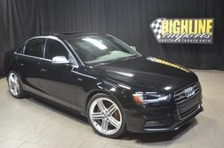 Audi S4 Quattro 6-Speed Premium Plus 2013