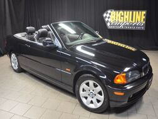 BMW 3 Series 325Ci Convertible 2001